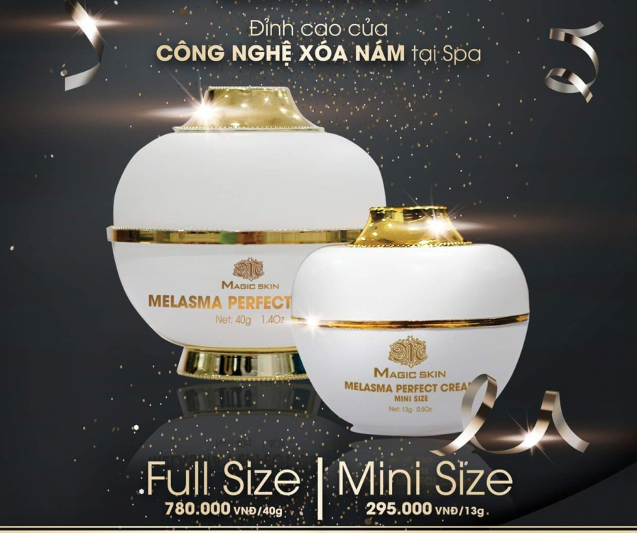 Cao Nám Magic Skin (Full Size)